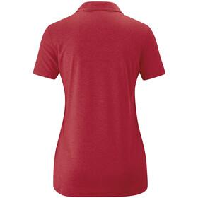 Maier Sports Bjordal T-Shirt Women chili pepper melange